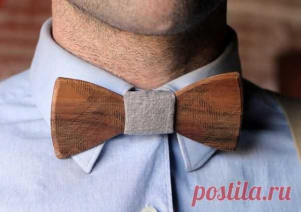 Здравствуй, дерево! / Мужские галстуки / Модный сайт о стильной переделке одежды и интерьера