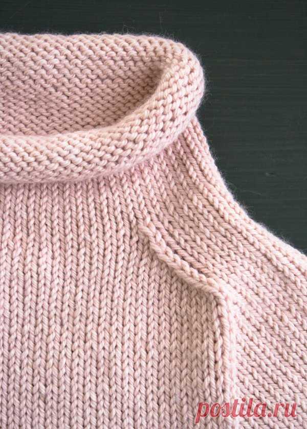 Purl Soho Pullover in Alpaca Pure   Purl Soho   Вязание: Идеи для