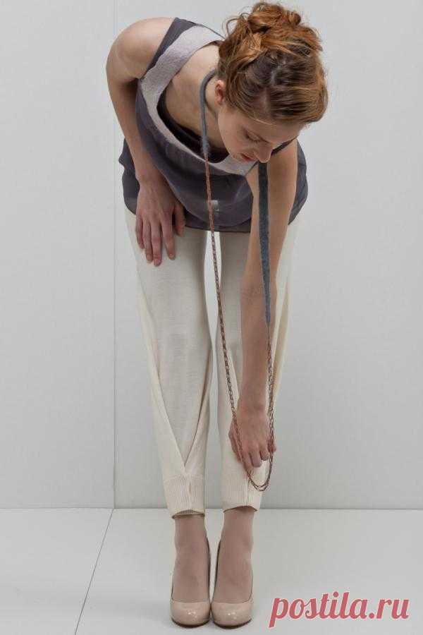 Как быстро ушить брюки / Ремонт одежды / Модный сайт о стильной переделке одежды и интерьера