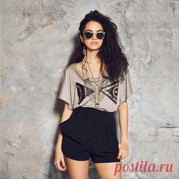Аппликация из кожи на футболке / Аппликации / Модный сайт о стильной переделке одежды и интерьера