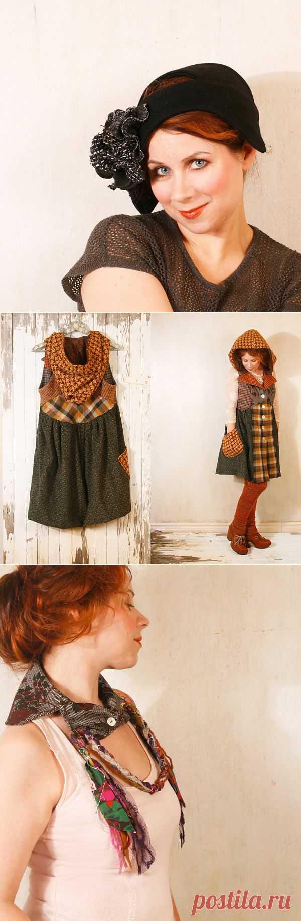 Лоскутное шитье (трафик) / Пэчворк / Модный сайт о стильной переделке одежды и интерьера