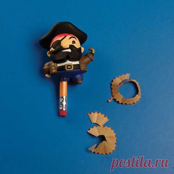 Точилка-пират - $6 USD