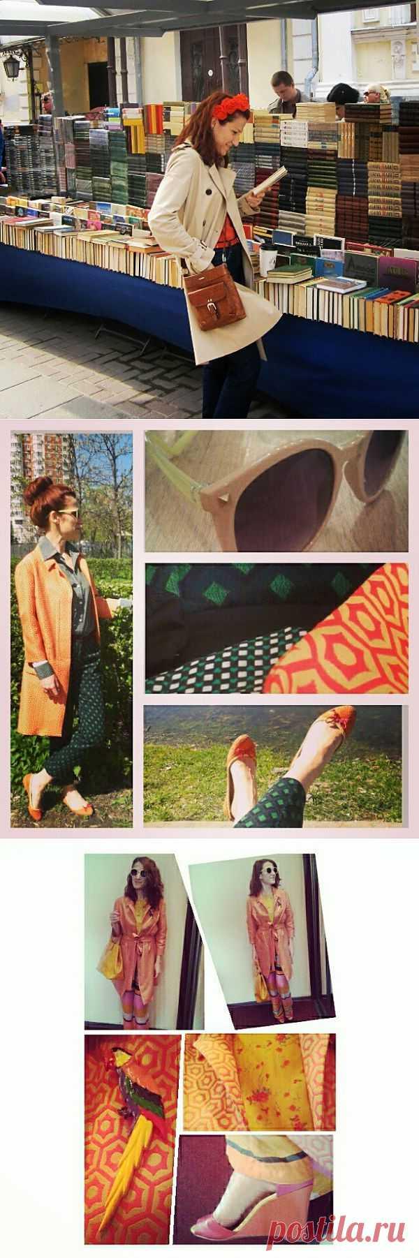 Начало лета, яркие акценты, образы / Ваш стиль / Модный сайт о стильной переделке одежды и интерьера