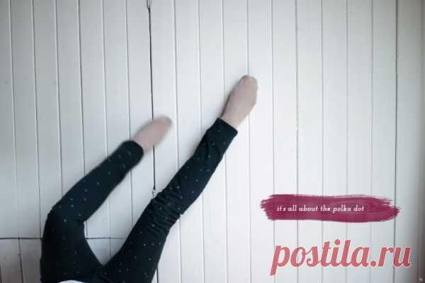 Джинсы в горошек - быстрый и аккуратный способ (Diy) / Переделка джинсов / Модный сайт о стильной переделке одежды и интерьера