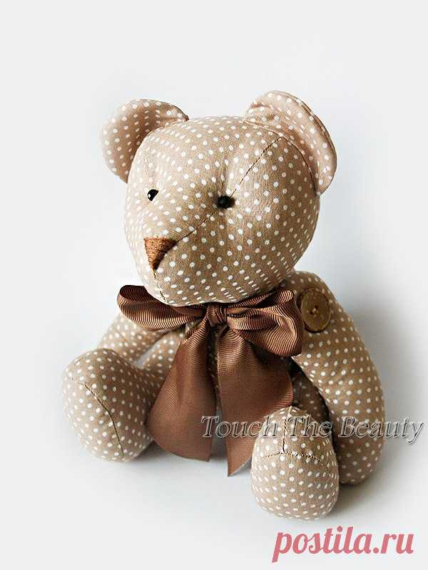 Мишки. Выкройки (Шьем игрушки) | Журнал Вдохновение Рукодельницы