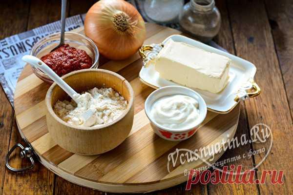 Подлива для макарон без мяса, рецепт с фото очень вкусный