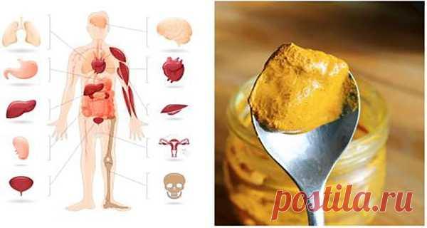 Esto es lo que le pasa a tu cuerpo si comes 1 cucharadita de cúrcuma todos los días – Hoy En Belleza