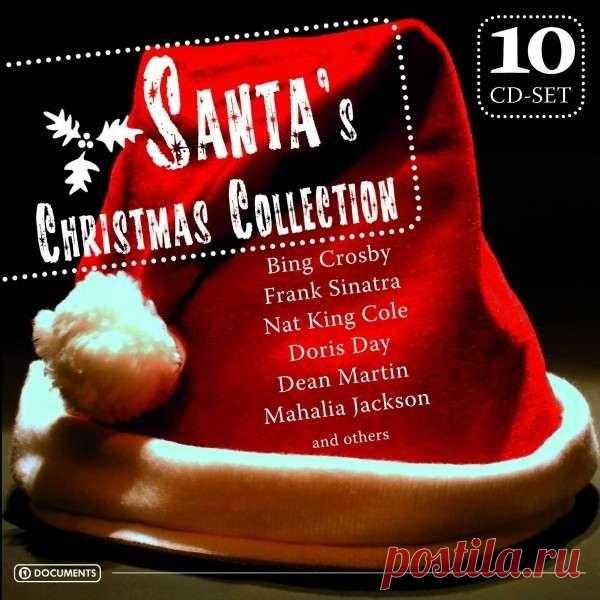 Santa's Christmas Collection (10CD Box set) (2011) AAC