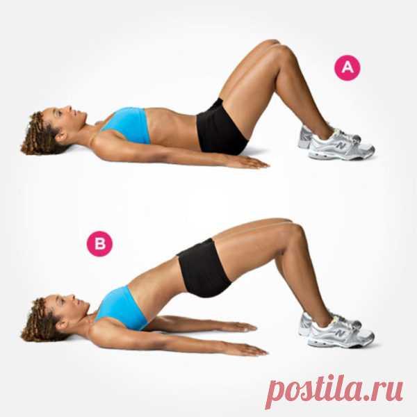 Упражнения для красивых ног и попы — img 10
