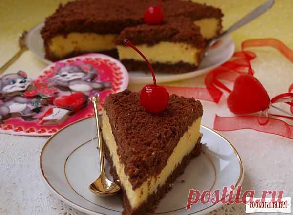 Toorbakook - творожный «торфяной» пирог / Кукорама — вкусные рецепты!