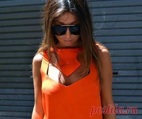 Фигурное вырезание / Прорези / Модный сайт о стильной переделке одежды и интерьера