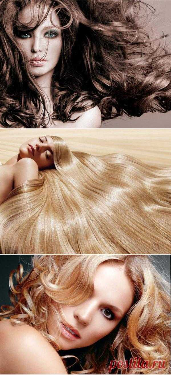 Мифы о шампунях для волос