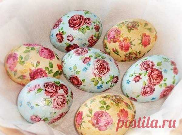 Dekupazh de los huevos