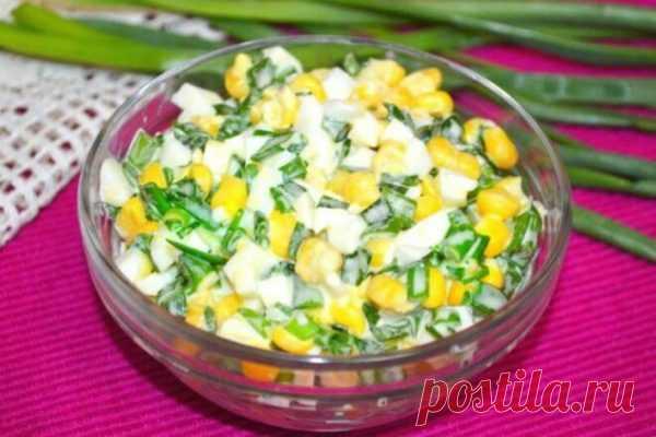 Салат из редьки с капустой и кукурузой, рецепт с фото | Вкусные кулинарные рецепты