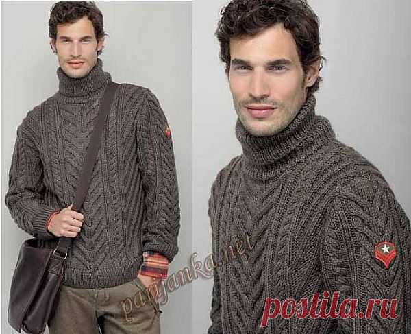 Пуловер (м) 16*60 PHIL №2160