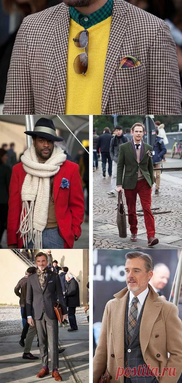Несколько ярких образов для мужчин ( подборка) / Мужская мода / Модный сайт о стильной переделке одежды и интерьера