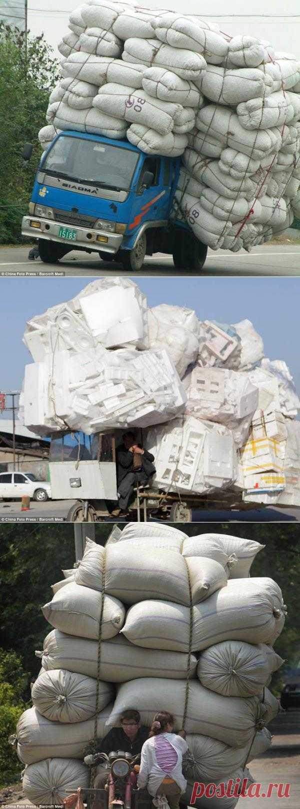 Особенности национальных перевозок в Китае | Кликабол - всё самое интересное