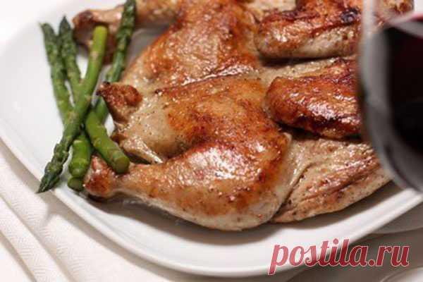 Цыпленок табака (тапака) — Женская страничка