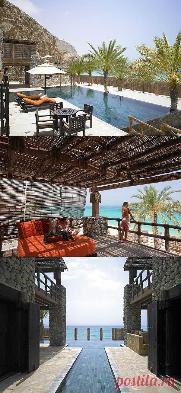 Уединенный курорт в Омане | КрасиВО!!!
