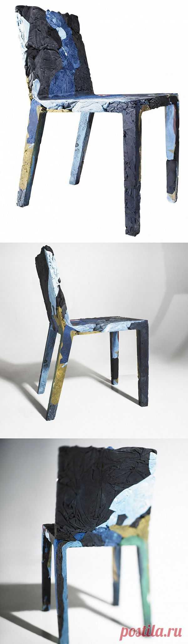 Мебель... из одежды / Переработка одежды / Модный сайт о стильной переделке одежды и интерьера
