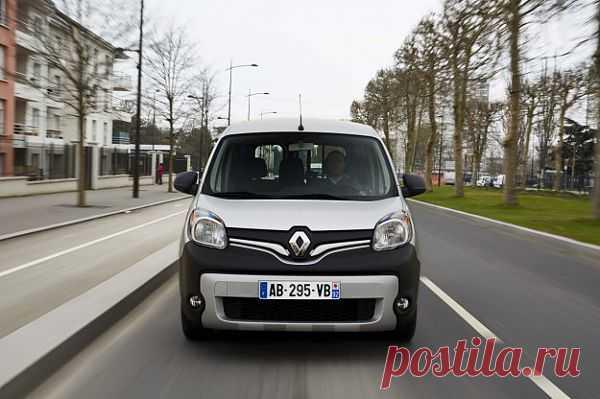 Renault Kangoo Express.
