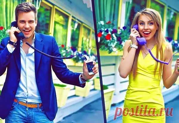 Ретро-трубка к мобильному устройству (гнездо 3,5 мм, подходит для любого телефона) - 527 руб