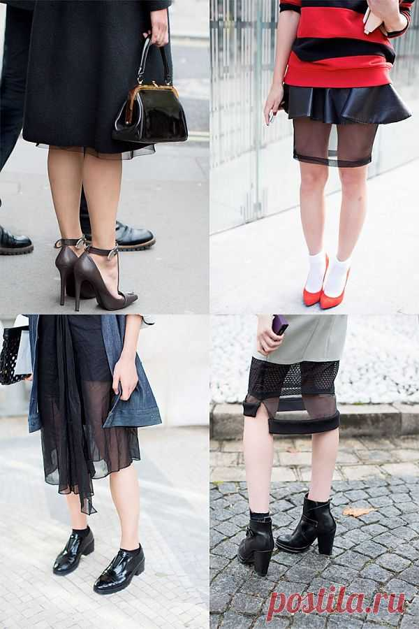 Приоткроем ножки / Юбки и их переделки / Модный сайт о стильной переделке одежды и интерьера