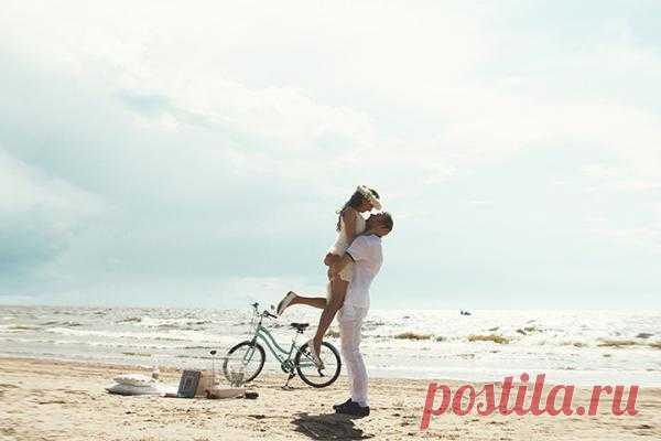 Любовь. Вода. Велосипед: Love-story Нади и Стаса - WeddyWood