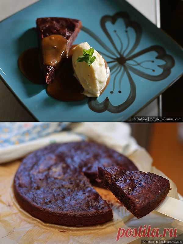 Так Просто! - Sticky Toffee Pudding (Липкий Финиковый Пудинг с Карамельным Соусом)