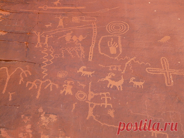 Теория Резникова сводилась к тому, что неандертальцы собирались возле нарисованных изображений и молились или пели