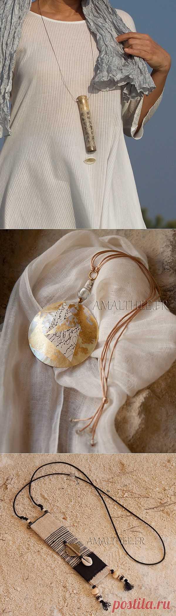 AMALTHEE бижутерия / Детали / Модный сайт о стильной переделке одежды и интерьера
