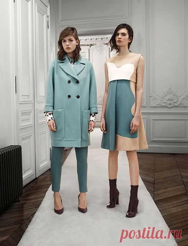 Лукбук Сhloe / Лукбуки / Модный сайт о стильной переделке одежды и интерьера