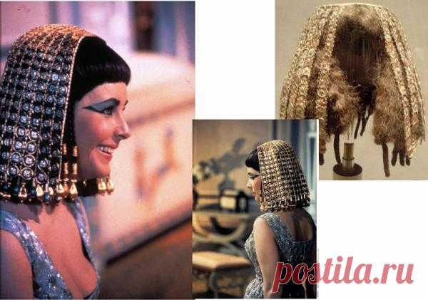 А знаете ли вы, что парики, как украшение для головы, человечество использует с глубокой древности?