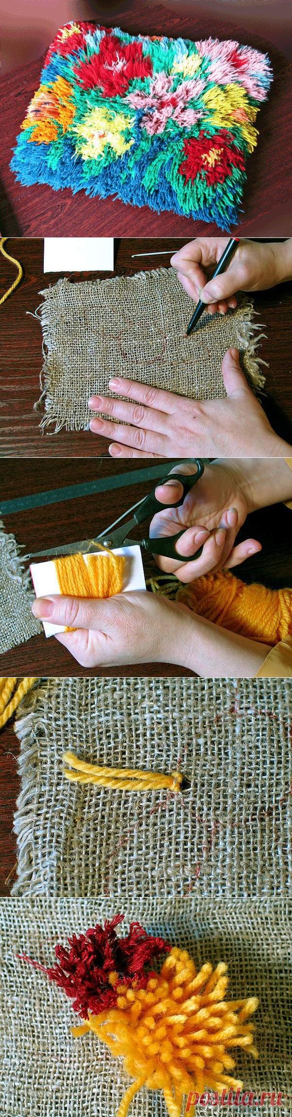 Своими руками ру вязание