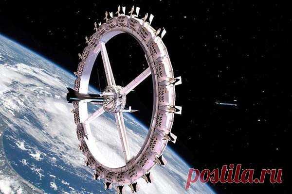 Первый в мире космический отель планируется построить к 2027 году В 2025 году корпорация Orbital Assembly Corporation (OAC) планирует начать строительство первого в мире «космического отеля» на низкой околоземной орбите. Он будет оборудован ресторанами, кинотеатром, спа и комнатами на 400 человек и уже в 2027 году отель должен быть введен в...