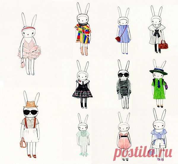 Курсы fashion-иллюстрации в Питере / Образование / Модный сайт о стильной переделке одежды и интерьера