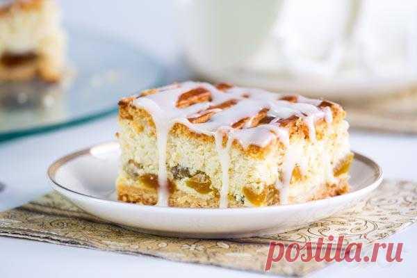 Krakow cheesecake