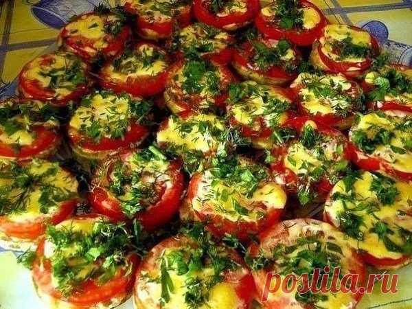 Великолепные овощные закуски