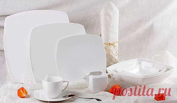 Фарфоровая посуда – самая красивая подача самых вкусных блюд | HiveMind