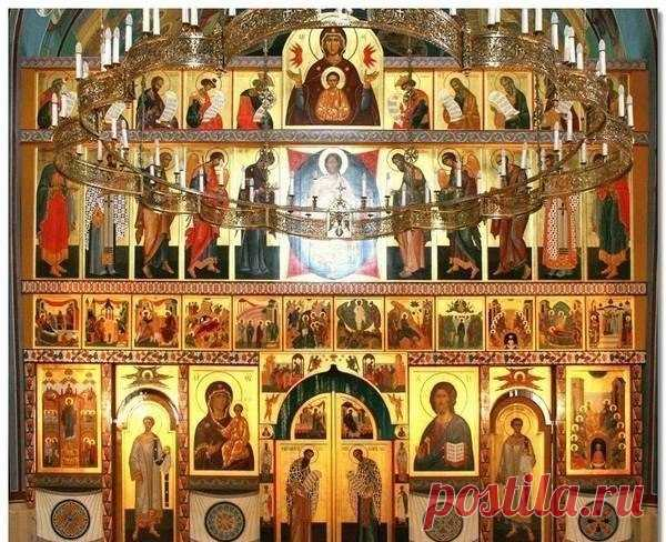 Какой иконе о чем молиться   Jiznenno.Ru