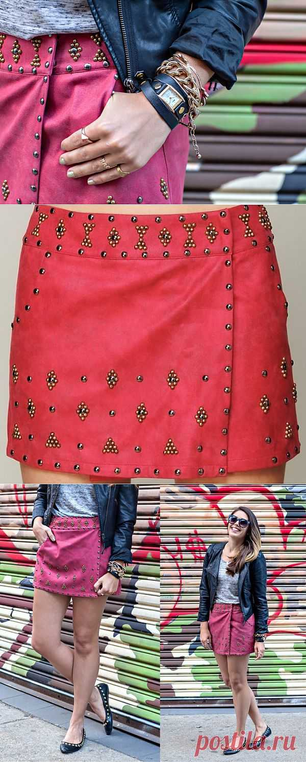 Повтор юбки Free People (DIY) / Юбки и их переделки / Модный сайт о стильной переделке одежды и интерьера