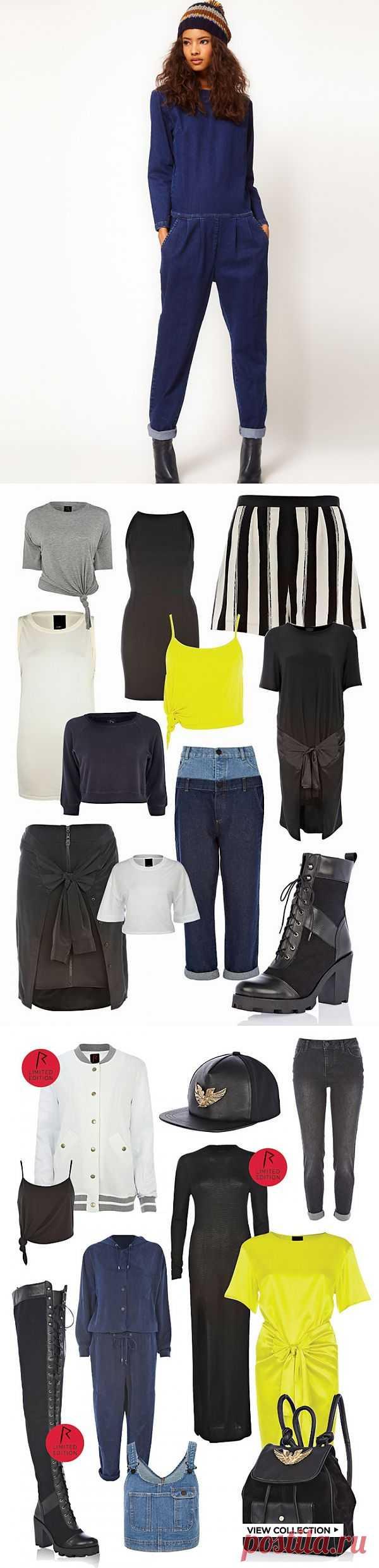 В чем ходить-то будем?))) / Лукбуки / Модный сайт о стильной переделке одежды и интерьера