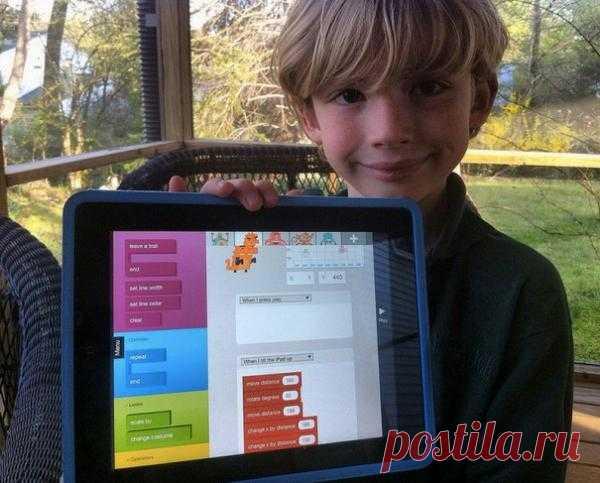 Hopscotch — программирование для мальчиков и даже девочек на iPad | Лайфхакер