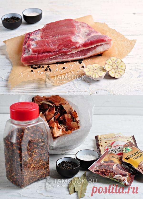 Как приготовить бекон в домашних условиях рецепт