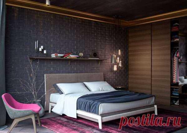 Интерьер спальни. Фото в современном стиле и варианты оформления