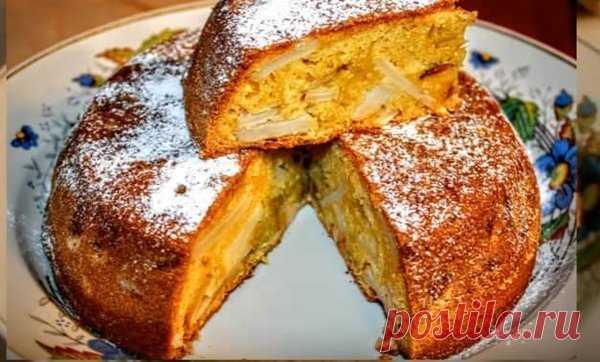Идеальное тесто для шарлотки: какое самое вкусное | Юлия Высотская | Яндекс Дзен