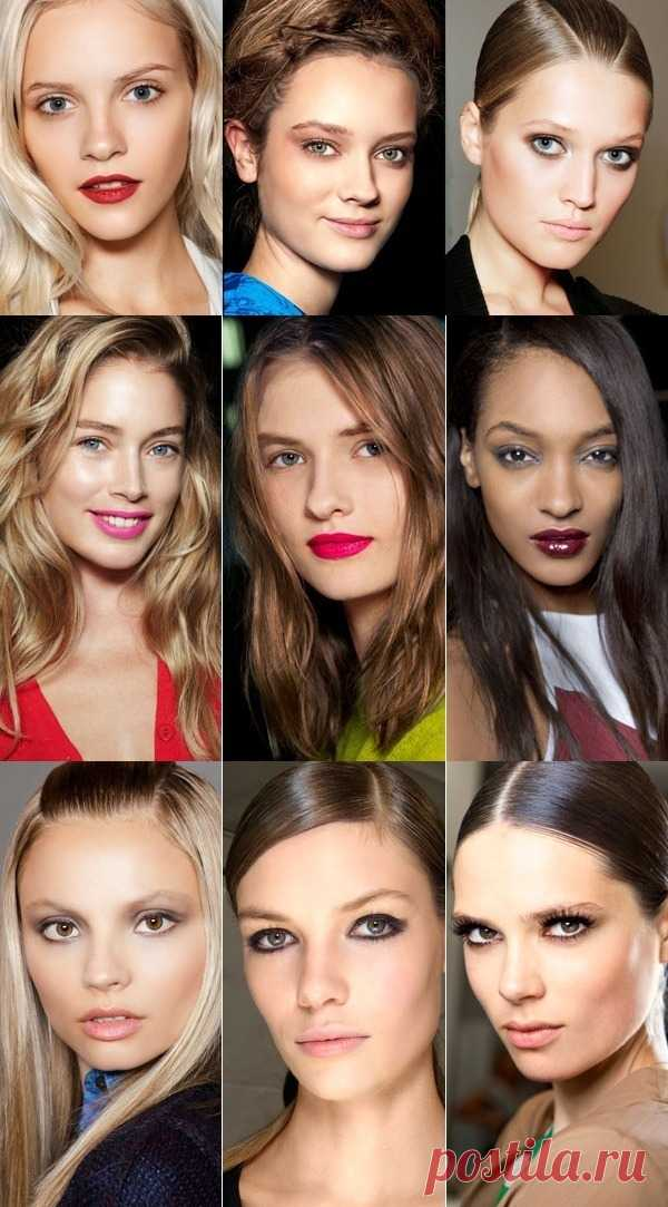 March 8: TOP-5 ideas for hairdresses and a make-up