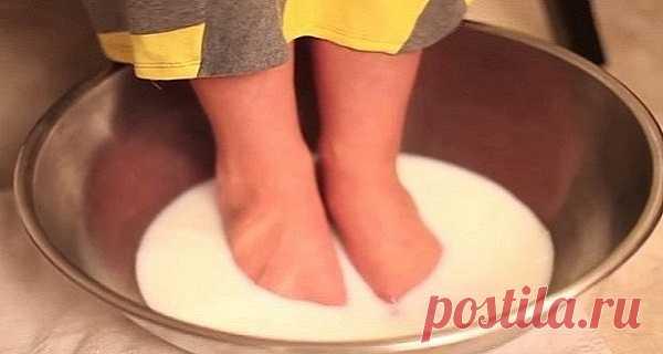 Por qué gastar dinero en pedicura cuando puedes hacer que tus pies se vean bien con solo dos ingredientes de tu cocina – Hoy En Belleza