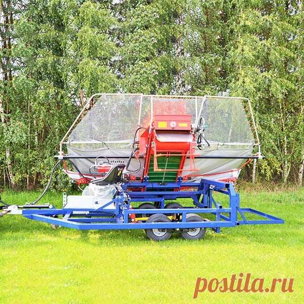 Комбайн для косточковых культур GACEK купить в Беларуси, цены в каталоге Selagro