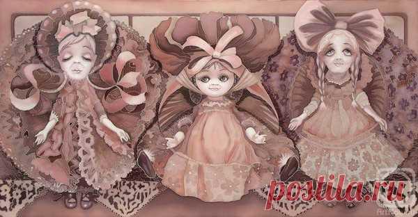 куклы надежды соколовой - Поиск в Google